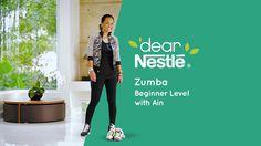 10-minute workouts – Zumba Beginner's Level