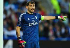 Daftar Sbobet Online - Kiper Madrid Tegaskan Bakal Pensiun Di Bernabeu - Kiper Madrid, Iker Casillas mengungkapkan bahwa dia hanya ingin...