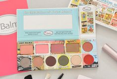 The Balm - In theBalm of Your Hand Swatches & Review! from *Peonies and lilies* #theBalm #ITBOYH #limitededition