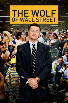 Watch The Wolf of Wall Street Full-Movie
