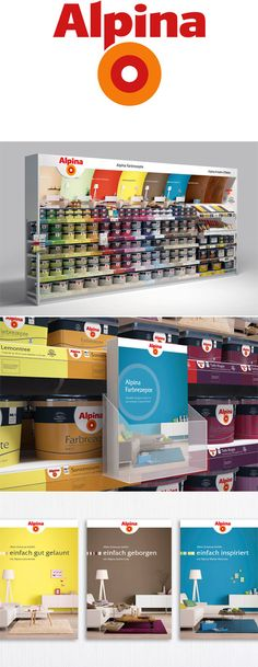 ALPINA_Shop Design_by SYNDICATE DESIGN AG #brand #corporate #design #syndicate