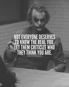 Most memorable quotes from Joker, a movie based on film. Find important Joker Quotes from film. Joker Quotes about who is the joker and why batman kill joker. Joker Qoutes, Joker Frases, Best Joker Quotes, Badass Quotes, Best Quotes, Crazy Quotes, Dark Quotes, Wisdom Quotes, True Quotes