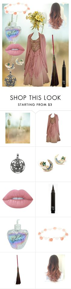 """""""Handfasting 👰🏽"""" by elizabeth-katherine ❤ liked on Polyvore featuring WALL, Eavis & Brown, Lime Crime, Lolita Lempicka, C.R.A.F.T., beautiful, wicca and Handfasting"""