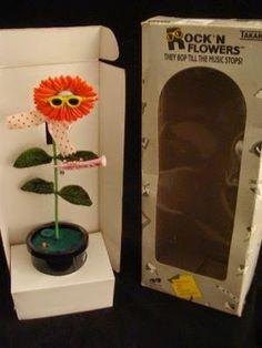 The 80's! rock-n-flower!  My grandma had this!