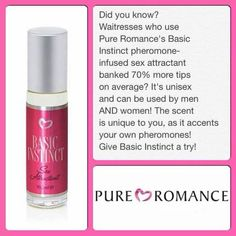 basic instinct pheromones pure romance
