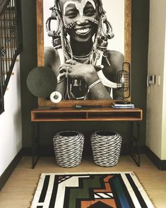 African Living Rooms, African Bedroom, African Themed Living Room, Interior Tropical, African Interior Design, African Design, African Home Decor, South African Decor, Tribal Decor
