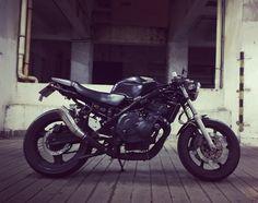 Honda CB1 caferacer