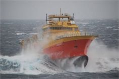 Reach Subsea sinks to loss due to weak rates President Of South Korea, Ocean At Night, Riders On The Storm, Boat Art, Tug Boats, Sunset Sky, Sky And Clouds, Places To Visit, Storms