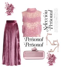 """""""personal"""" by marifimarina ❤ liked on Polyvore featuring LUISA BECCARIA, Roksanda, Jimmy Choo, Tom Ford and Gianvito Rossi"""