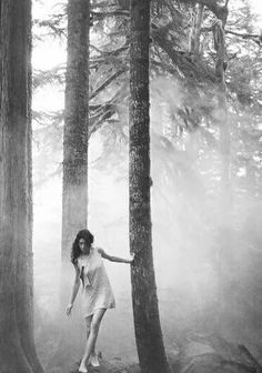 Love the way it looks foggy and clear at the same time. Forest Photography, Portrait Photography, The Beast, Street Portrait, Shooting Photo, Outdoor Photos, Love Photos, Photoshoot Inspiration, Location