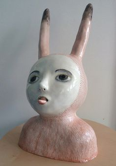 Imaginative sculptures by Natalie Choux