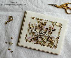 Scrapbookingitalia: Congrats on your wedding day