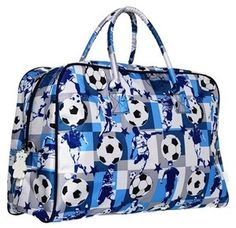 A great sized soccer or work out bag.