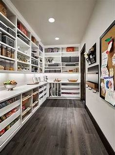 kitchen pantry design 38 Amazing Details Organization And Storage Ideas To Rock This Season Awesome 38 Amazing Details Organization And Storage Ideas To Rock Pantry Room, Walk In Pantry, Pantry Cupboard, Cupboard Ideas, Pantry Office, Ikea Pantry, Hidden Pantry, Organized Pantry, Small Pantry