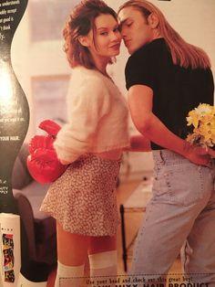 Vintage Seventeen Magazine April 1995 Brandy Green Day Beck Lisa Loeb   eBay