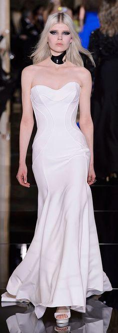 Wedding dress inspiration: Versace Haute Couture Spring 2015