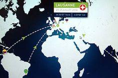 Embarcación construida por estudiantes representará al país en Suiza.  Diseñar el barco más rápido y eficiente energéticamente es la idea principal del desafío HYDROcontest, un concurso para estudiantes de ingeniería del mundo al que fue invitada la U.N. Sede Medellín.