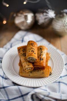 Gâteaux apéritifs de Noël maison