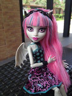 Monster high Rochelle Goyle | Flickr - Photo Sharing!