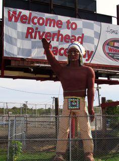 Long Island  Riverhead Raceway Indian Riverhead, NY