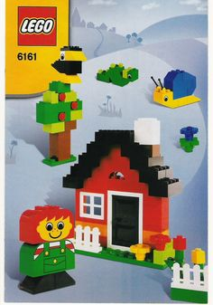 Creator - Small Tub [Lego 6161]