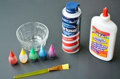 She Mixes Shaving Cream And Food Coloring To Make A Super Fun Kids Project Creative Activities, Activities For Kids, Preschool Ideas, Halloween Science, Puff Paint, Craft Projects For Kids, Shaving Cream, Painting For Kids, Food Coloring