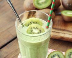 Smoothie kiwi - banane : Recette de Smoothie kiwi - banane - Marmiton