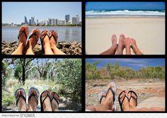 Aussie views - Perth, Hervey Bay, Sydney, Mount Isa