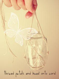 Butterflies & Feeder Tutorial