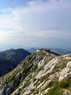 Njegos mausoleum Mountains, Nature, Travel, Naturaleza, Viajes, Destinations, Traveling, Trips, Nature Illustration
