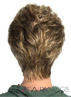 Short Light Brown Hair, Short Hair Over 60, Short Choppy Hair, Short Hair With Layers, Short Wavy, Short Hair Cuts For Women, Short Layered Haircuts, Cute Hairstyles For Short Hair, Wig Hairstyles
