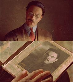 """Jack Huston as Richard Harrow on Boardwalk Empire.  """"Sometimes i forget what i look like. Then i pass a mirror and i remember. I stare sometimes....at my face...and i recall who i was before."""""""