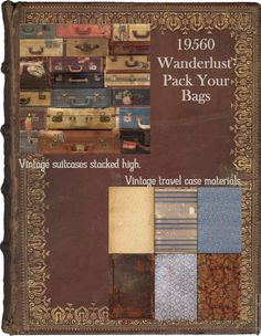 19560 Pack Your Bags - 7gypsies