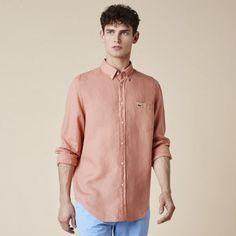 Line Shirt Pink