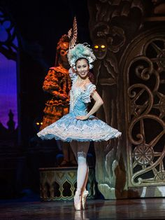 Ashley Murphy, Sugar Plum Fairy, Misty Copeland, Teen Vogue, Cinderella, Ballet, Dance, Disney Princess, Photography