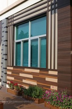 UltraShield Exterior Wall Cladding, please visit www.newtechwood.com for more information.