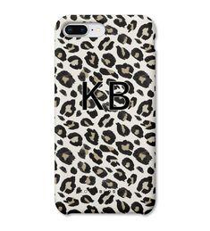 Leopard Print Phone Case - iPhone X