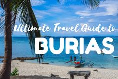 Ultimate Travel Guide to Burias Group of Islands :http://www.theoutcastjourney.com/ultimate-travel-guide-burias-group-islands/