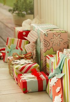 Christmas Wrapped Up - Georgica Pond
