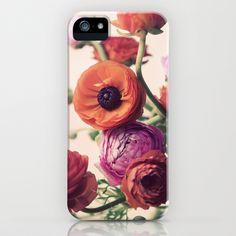 Ranunculus iPhone & iPod Case by Elle Moss - $35.00