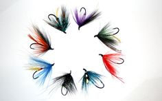 Hey, I found this really awesome Etsy listing at https://www.etsy.com/listing/221023669/steelhead-salmon-flies-x-8-single-hook