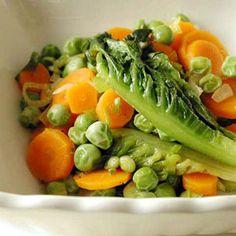 Our Best Side Dishes for Ham   Spring Vegetables    MyRecipes