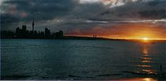 Sunset, Auckland, NZ