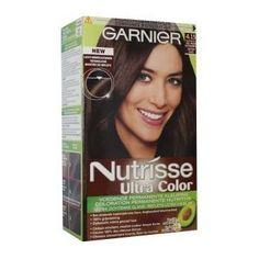 garnier ultra color | Garnier Garnier Nutrisse Ultra Color 4.15 Koel Mid Kastanjebruin