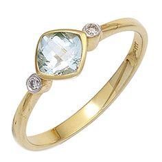 Damen-Ring 1 Blautopas 8 Karat (333) Gelbgold 1 Topas 2 Diamant 0.02 ct. 54 (17.2) Dreambase http://www.amazon.de/dp/B00N5BJ5M0/?m=A37R2BYHN7XPNV