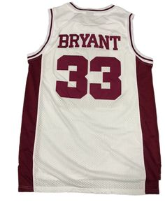 9ef9008d0bae Kobe Bryant  33 Lower Merion High School Basketball Jersey  14.99 End Date   2018-