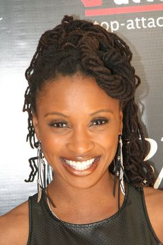 Shanola Hampton | 22 Celebrities Who Slayed The World With Their Locs
