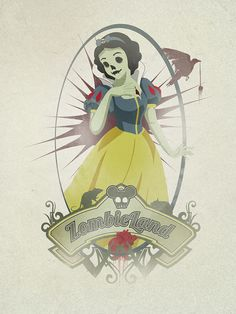 Snow White by [DreiKo], via Flickr