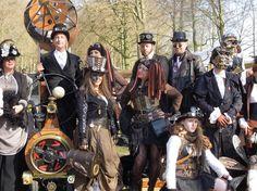 steampunk - Elf Fantasy Fair