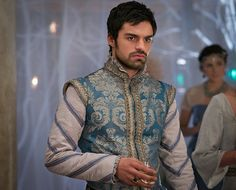 Sean Teale as Louis, Prince Conde, on Reign. Not quite Bash but a close second in my book.